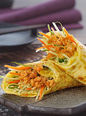 Egg Roll Popiah